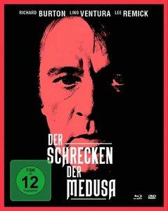 Der Schrecken der Medusa (Mediabook, Blu-ray + DVD)