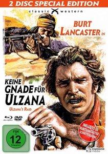 Keine Gnade für Ulzana, 2 Blu-ray (Special Edition, Blu-ray+DVD)