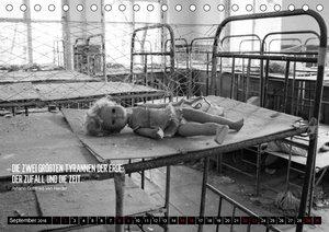 Tschernobyl (Tischkalender 2018 DIN A5 quer)