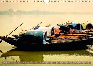 Kalkutta - Zwischen Tradition und Moderne (Wandkalender 2016 DIN