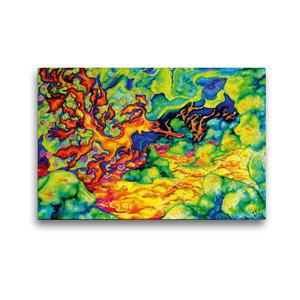 Premium Textil-Leinwand 45 cm x 30 cm quer Refugium