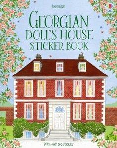 Georgian Doll\'s House Sticker Book