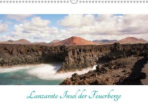 Lanzarote - Insel der Feuerberge (Wandkalender 2019 DIN A3 quer)