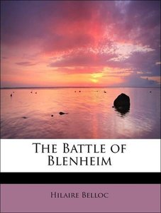 The Battle of Blenheim
