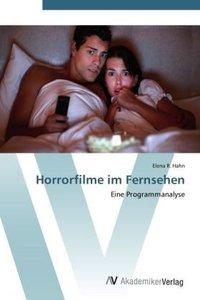 Horrorfilme im Fernsehen