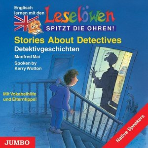 Leselöwen Stories About Detectives. CD
