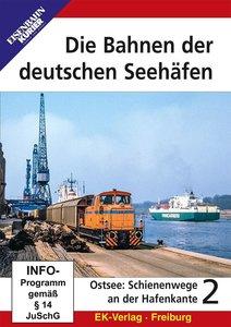 Die Bahnen der deutschen Seehäfen - 2, 1 DVD-Video