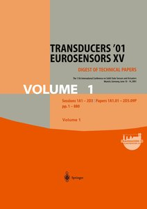 Transducers '01 Eurosensors XV