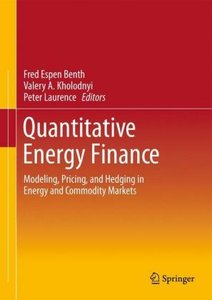 Quantitative Energy Finance