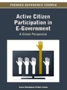 Active Citizen Participation in E-Government: A Global Perspecti