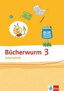 Bücherwurm Sprachbuch. Arbeitsheft 3. Schuljahr