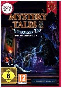 Mystery Tales 8, Schwarzer Tod, 1 DVD-ROM (Sammleredition)