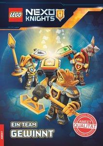 LEGO® Nexo Knights(TM) Ein Team gewinnt