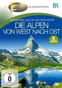 BR Fernweh: Die Alpen von West nach Ost