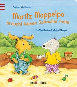 Moritz Moppelpo braucht keinen Schnuller mehr