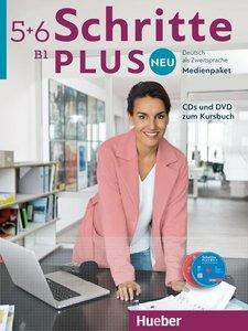 Medienpaket, Audio-CDs + DVD