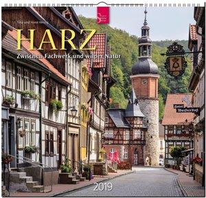 Harz - zwischen Fachwerk und wilder Natur 2019