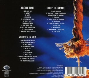 About Time / Written in Red / Coup de Grace
