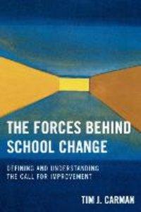 Forces Behind School Change