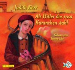 Judith Kerr: Als Hitler Das Rosa Kaninchen Stahl