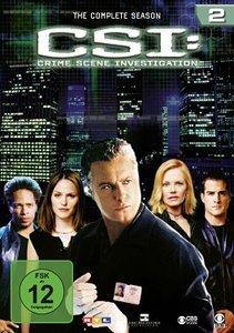 CSI: Las Vegas-Season 2