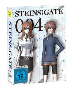 Steins;Gate,Vol.4