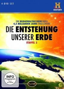 Die Entstehung unserer Erde