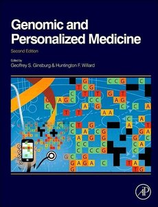 Genomic and Personalized Medicine. Volumes 1 & 2
