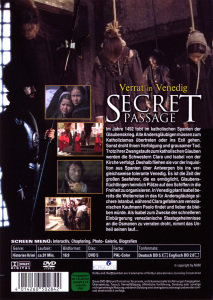 Turturro, J: Secret Passage-Verrat In Venedig