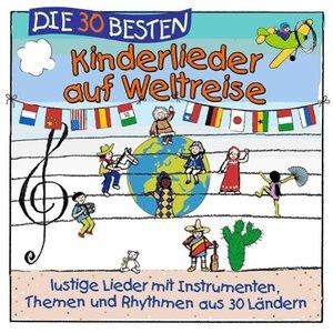 Lamp & Leute - Die 30 besten Kinderlieder auf Weltreise