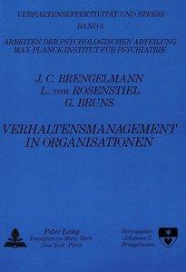 Verhaltensmanagement in Organisationen
