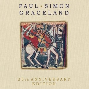Graceland 25th Anniversary Edition CD/DVD (featuri
