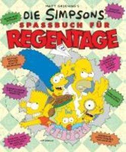 Simpsons Spaßbuch für Regentage