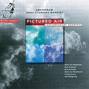 Pictured Air/Contemporary Quartets