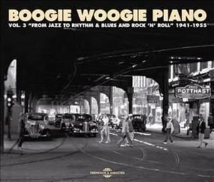Boogie Woogie Piano Vol.3