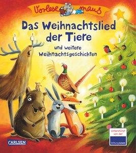 VORLESEMAUS - Das Weihnachtslied der Tiere