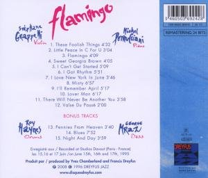 Flamingo-10th Anniversary (Remastered &Bonus Track