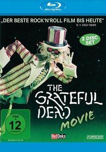 The Grateful Dead Movie-Blu-ray Disc