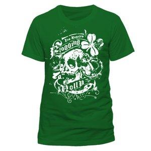 Green Shamrock (T-Shirt,Grün,Größe L)