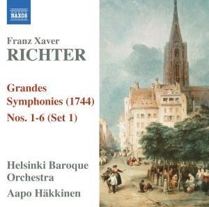 Grosse Sinfonien 1-6