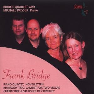 Piano Quintet/Three Noveletten/Rhapsody Trio/...