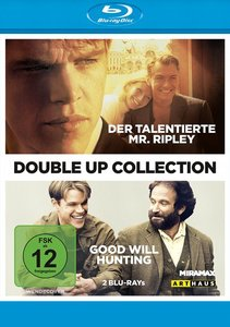 Good Will Hunting & Der talentierte Mr. Ripley. Double Up Collec