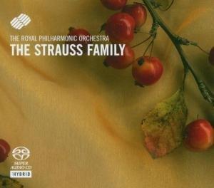 The Strauss Family (Strauss,Johann (Sohn)/Strauss,
