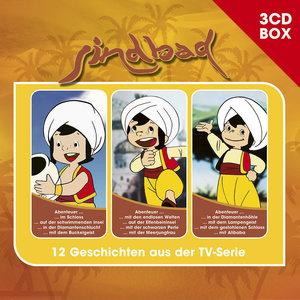 Sindbad-3-CD Hörspielbox