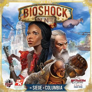 Heidelberger PH102 - BioShock Infinite: Siege of Columbia ENGLIS