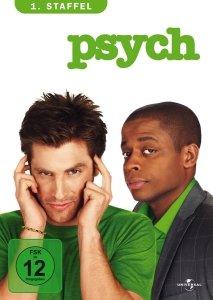 Psych - 1. Staffel