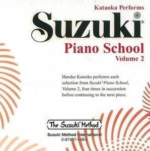 Suzuki Piano School Piano CD 2