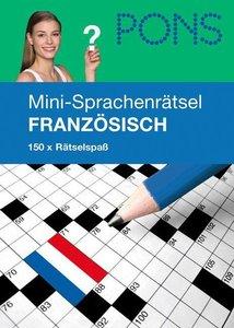 PONS Mini-Sprachenrätsel Französisch