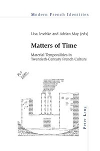 Matters of Time