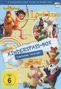 Kinderspass Box Tierisches Vergnügen